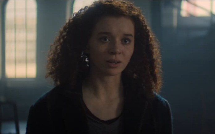 Karli Morganthau in The Falcon and the Winter Soldier on Disney+