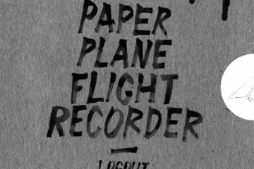 paper plane flight recorder - logout