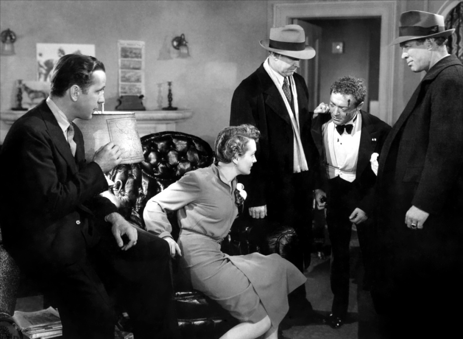 F20 «5 ένοχοι, 3 εγκλήματα» - «The Maltese Falcon»
