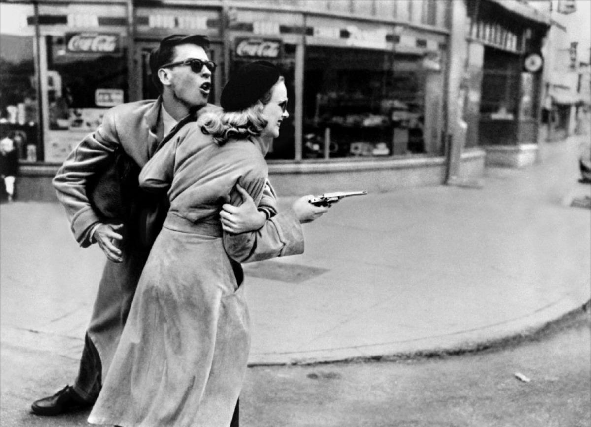 F7 «Ο Πόλεμος Του Εγκλήματος» - «Gun Crazy»