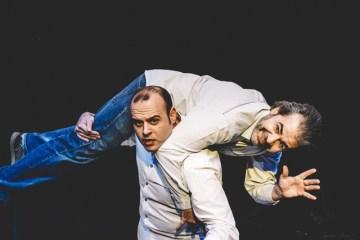 David Mamet «Μια ζωή θέατρο»