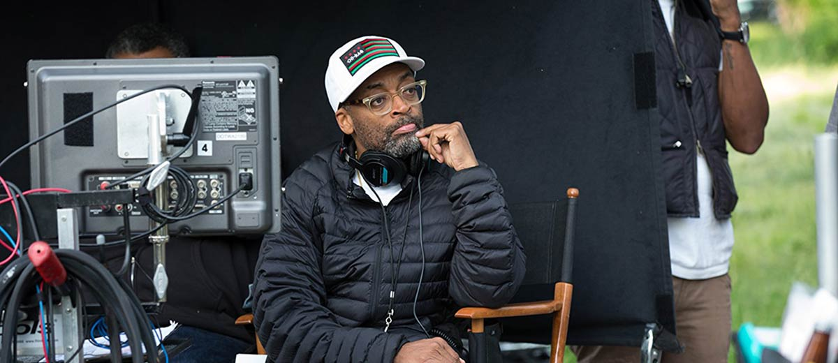 For Your Consideration: Spike Lee, Best Director for BlacKkKlansman