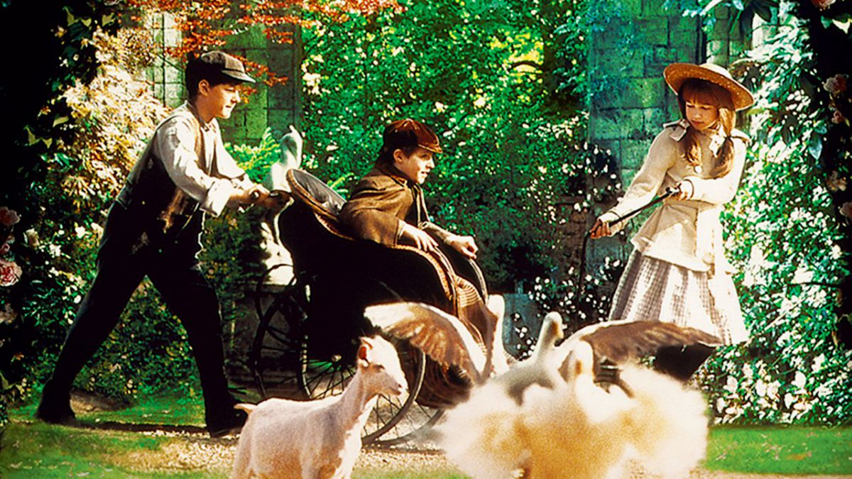 Rewind in film: 1993 - The Secret Garden