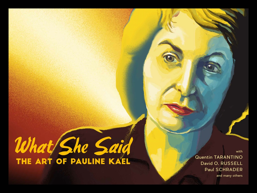 EIFF Exclusive Review: What She Said - The Art of Pauline Kael | Filmotomy