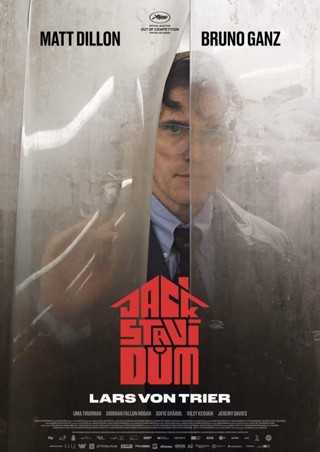 Jack staví dům je nejdiskutovanější film tohoto roku. Nyní i ve Filmovém OKU