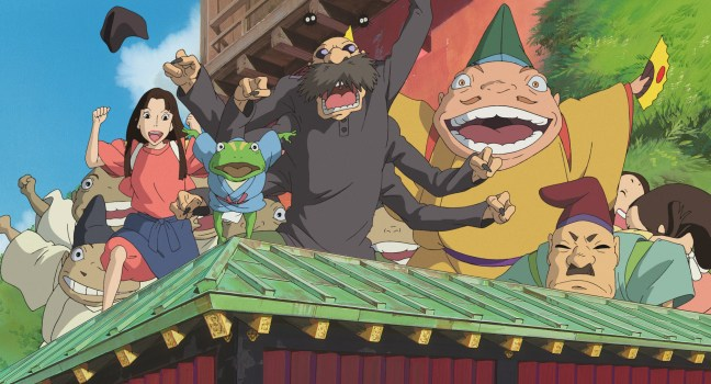 Cesta do fantazie je nádherný animovaný japonský film o rodině a přátelství