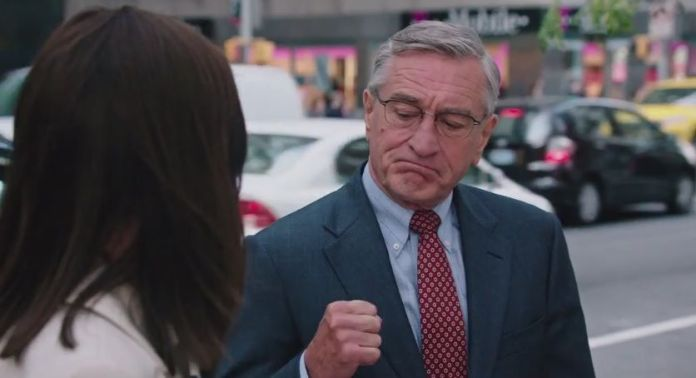 Robert De Niro The Intern