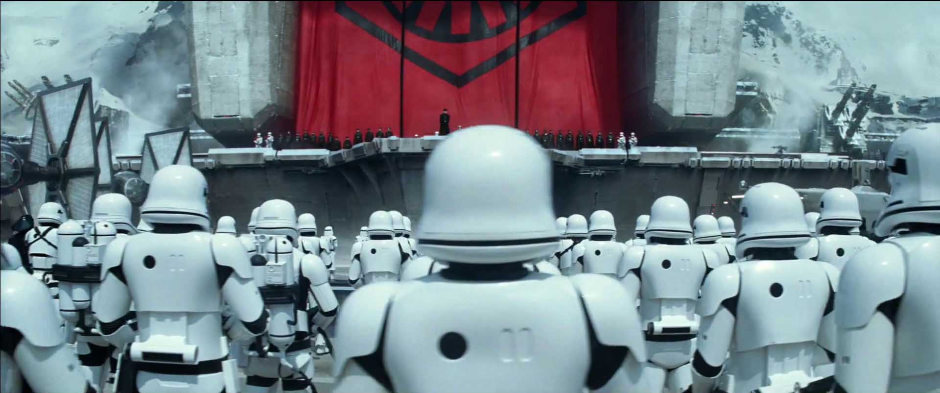 Star Wars The Force Awakens The First Order