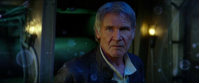 Star Wars The Force Awakens Han Solo