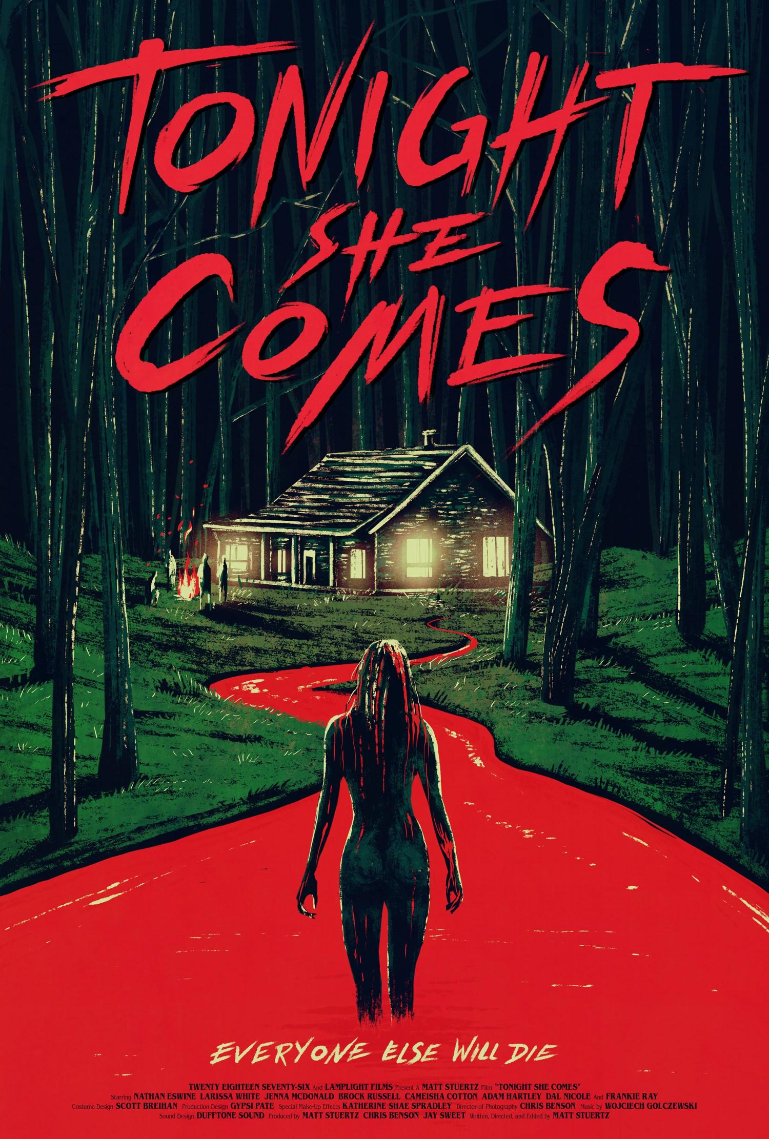 Tonight She Comes (2016)