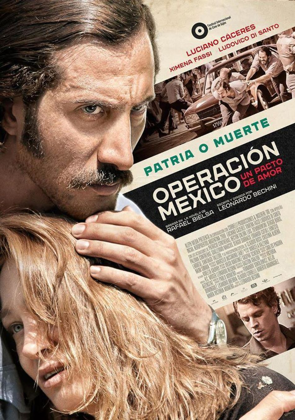 Operación México aka Operation Mexico (2016)