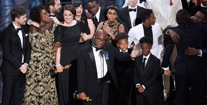 Oscar Podcast: Wrong Best Picture Announced, Moonlight Wins