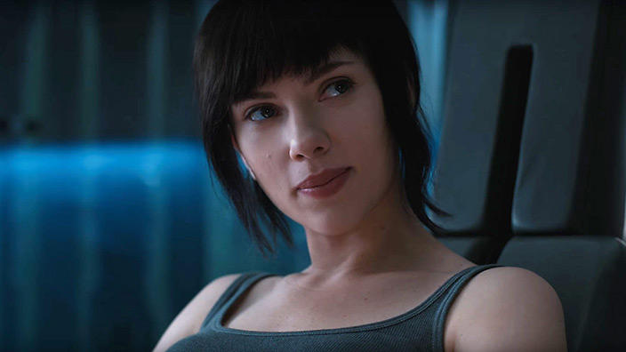 Film review: Ghost in the Shell