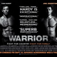 Warrior:…because FAMILY is worth fighting for!