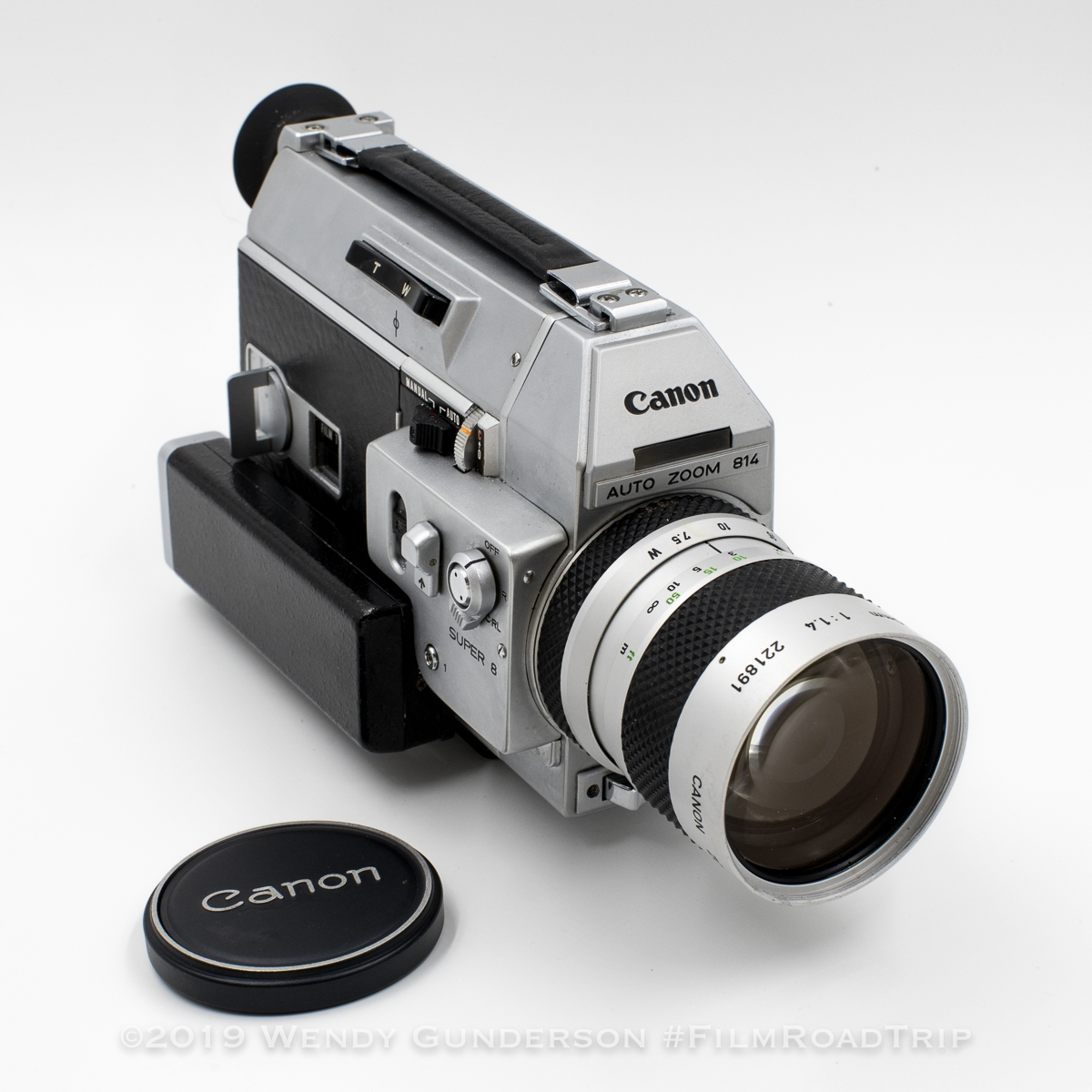 Super 8 Film: Fun with the Canon Auto Zoom 814 - Film Road Trip