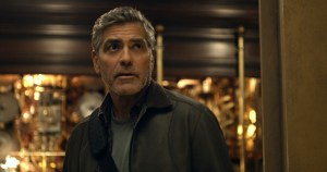 Disney's TOMORROWLAND..Frank Walker (George Clooney)..Ph: Film Frame..?Disney 2015