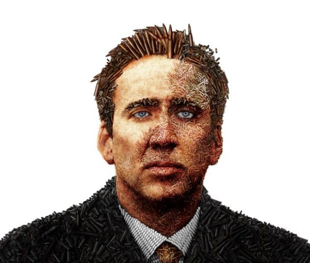 Cage Gets In A Bath Of Blood And Refuses To Take Sides In Order To Become The Lord Of War