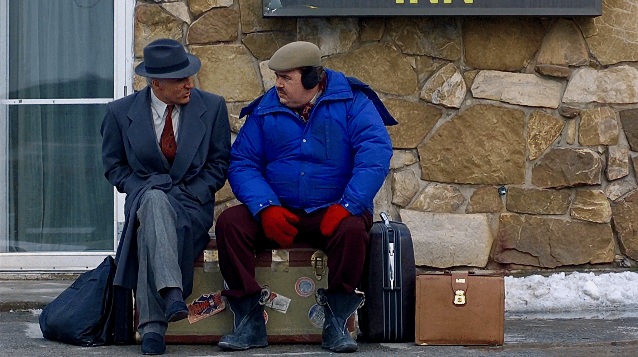 John Hughes Skewered Cynicism In Planes Trains Automobiles