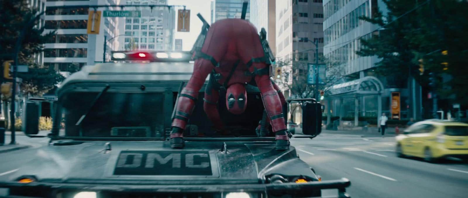 Deadpool 2 Ending And Post Credits Scene Explained