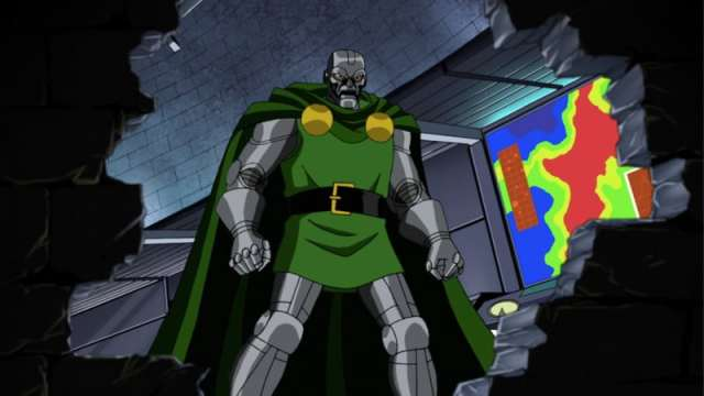 The Private War Of Doctor Doom