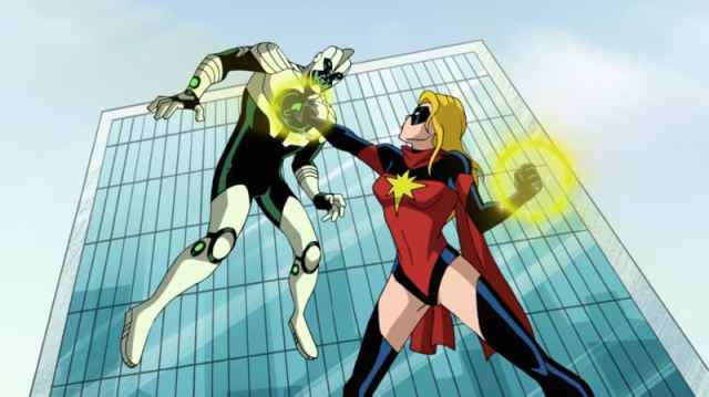 Welcome To The Kree Empire Avengers Earths Mightiest Heroes