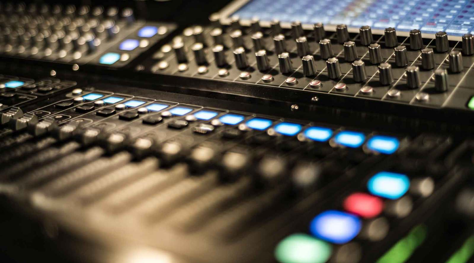 recording mixing
