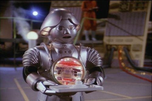 Tviki Robot iz filma BUCK ROGERS