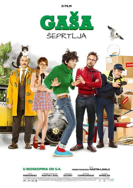 Poster za film Gaša Šeprtlja