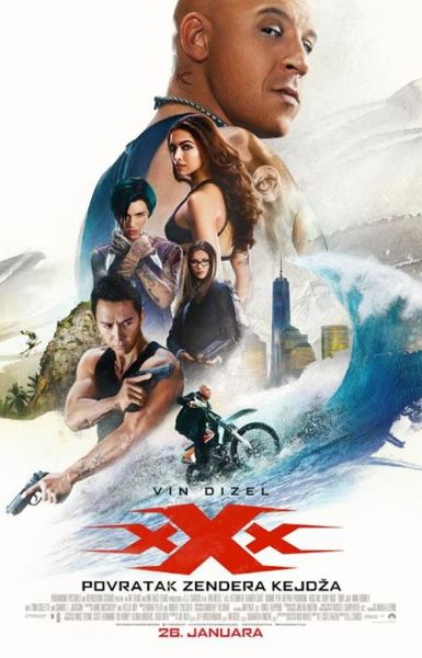 xXx: Povratak Zendera Kejdža