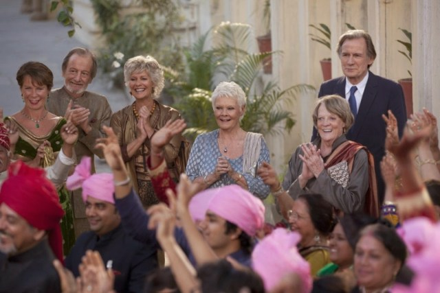 The Best Exotic Marigold Hotel 5