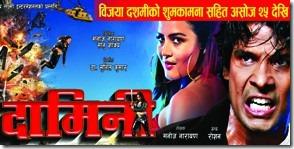Nepali Film - Damini (2013)