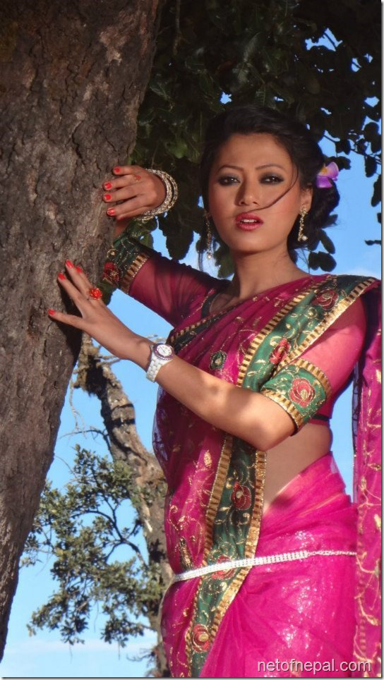 harshika shrestha in zanjeer