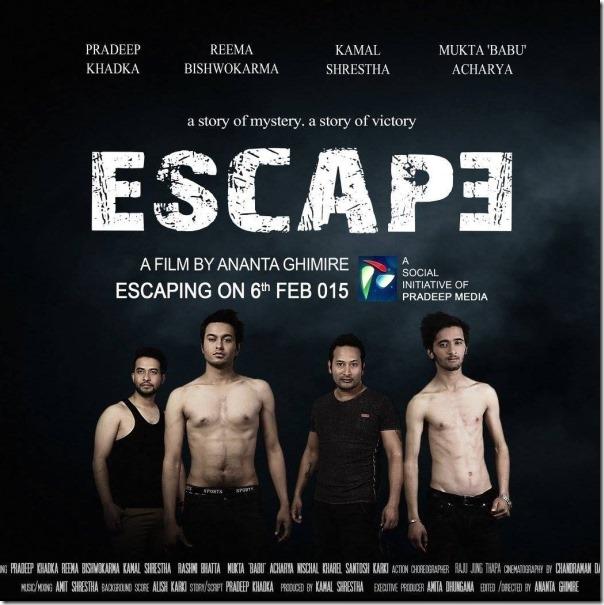 escape poster 2