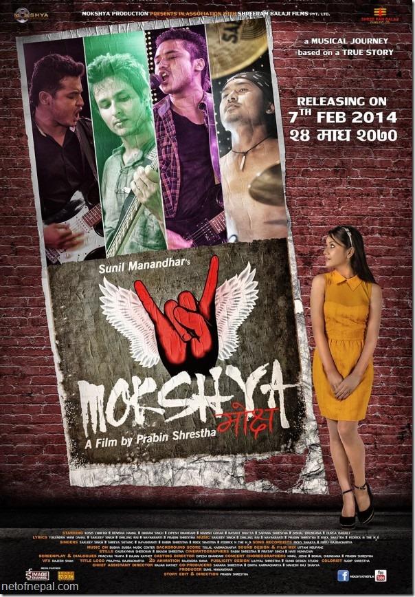Nepali Film - Mokshya (2014)
