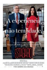 Poster do filme O Estagiário / The Intern (2015)