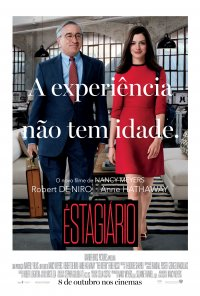 Poster do filme O Estagiário / The Intern (2015)