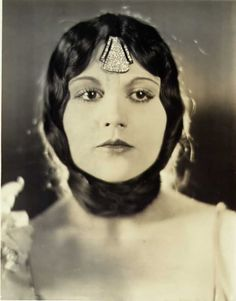 Barbara La Marr - beautiful, dumb, dead at 30.