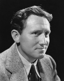 SPENCER TRACY - A nightmare of a man.