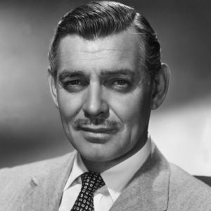 CLARK GABLE - Skeletons in the closet.