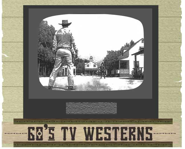 TV nostalgia 1950-80 Pt1 - 'The Westerns'.