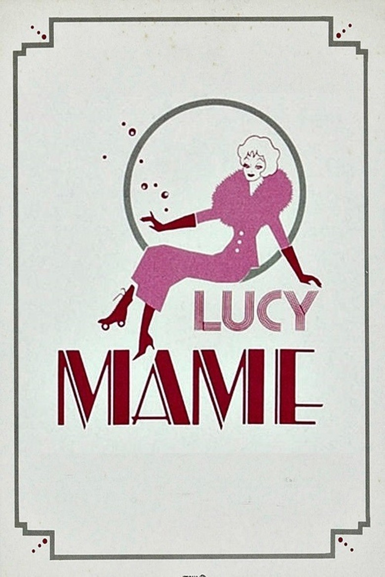 'MAME' (1974) - the end of the 'Lucy' era.