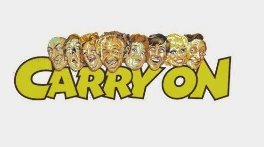 The 'CARRY ON' pictures - Pt 1.