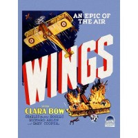 'WINGS' (1927) - Hollywood's first (and only) 'Best Production'.