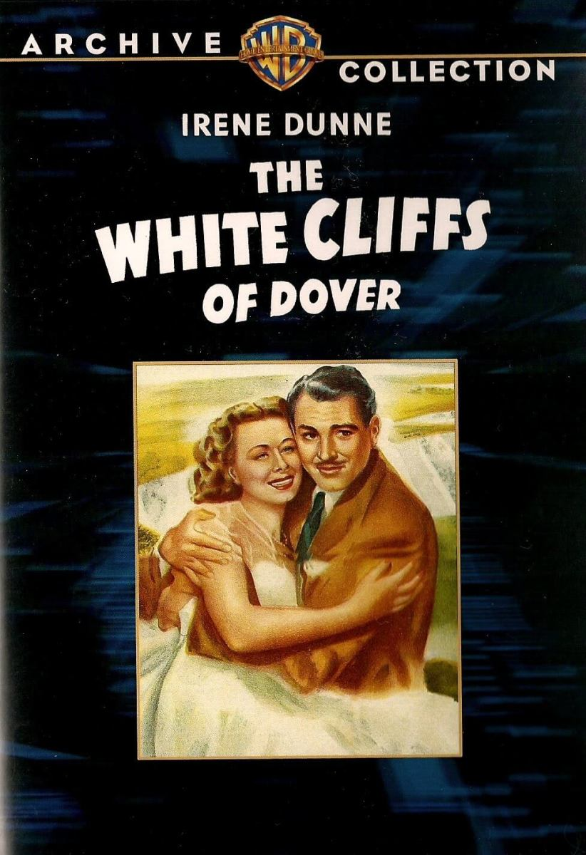 'THE WHITE CLIFFS OF DOVER' - Spot the stars.