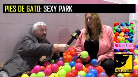 PIES DE GATO - SEXY PARK