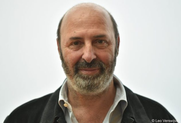 French filmmaker Cédric Klapisch