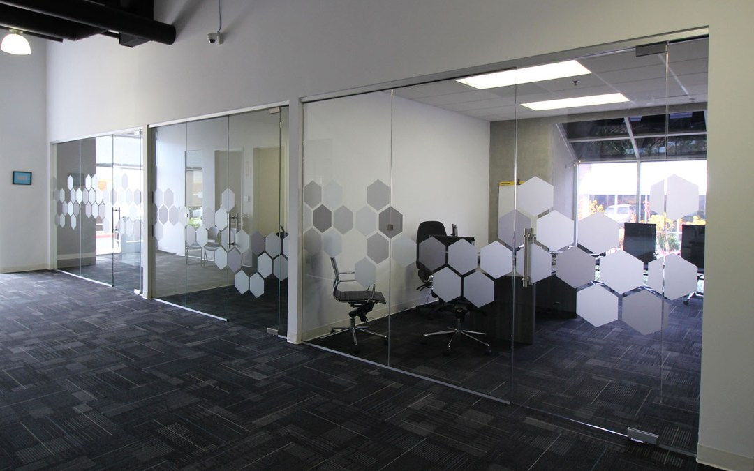 Window Frosting and Graphics