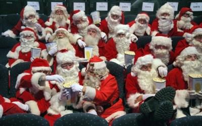The Christmas Movie Marathon: Day 1-5