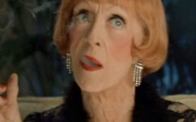"""Bette Davis is a """"Wicked Stepmother"""" (1989)"""