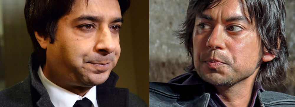 seriously dude looks so much like Jian Ghomeshi it's distracting